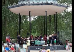 Regent's Park Music Festival on the Bandstand image
