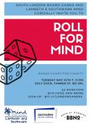 Roll for Mind - Charity Board Games with MIND image