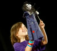 Puppet Craft with Polka! (Puppetry for 7-11yrs) image