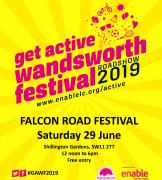 Get Active Wandsworth Festival Roadshow image