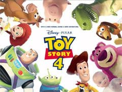 Toy Story 4 - London Film Premiere image