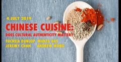 Chinese Cuisine: Does cultural authenticity matter? image