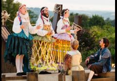 Open Air Theatre: A Midsummer Night's Dream image
