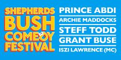 Shepherds Bush Comedy Festival image