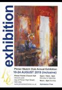 Pinner Sketch Club Annual Exhibition image