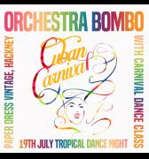 Bombo's Cuban Carnival Night image