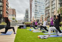 Free International Yoga Day class with Movement for Life image