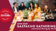Gazpacho Gatherings: communal dining by Alvalle image