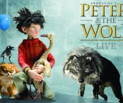 Peter & the Wolf Live image
