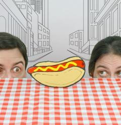 Nathan and Ida's Hot Dog Stand image