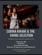 Corina Kwami & The Swing Selection image
