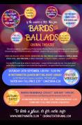 Bards and Ballads Choral Theatre Taster Workshop image