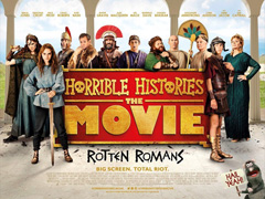 Horrible Histories: The Movie Rotten Romans - London Film Premiere image