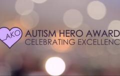Autism Hero Awards image