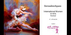 Devonshire Square's International Women in Arts Festival image
