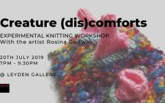 Late-night Opening & Experimental Knitting Workshop image