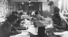 The Intelligence Factory: Bletchley Park And Signals Intelligence In The Second World War image