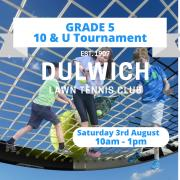 Grade 5 County Tier Tournament For Mixed 8&U image