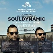 Soul Session Summer Closing Day Party image