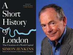 An Evening with Simon Jenkins: A Short History of London image