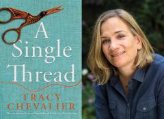 Tracy Chevalier: A Single Thread image