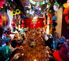 The Mad Hatter's (Gin &) Tea Party image