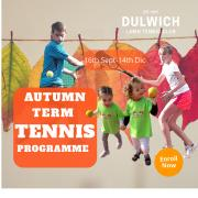 Junior Tennis - Autumn Term image