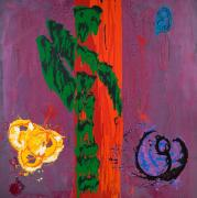 John Hoyland at Tate Britain as part of Spotlight series image
