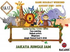 Jakata Jungle Jam image