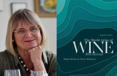 An Evening of Wine Tasting with Jancis Robinson image