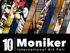 Moniker Art Fair image