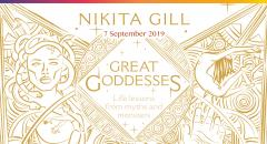 Great Goddesses: Nikita Gill Book Launch image