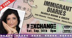 Immigrant Diaries - Sajela Kershi & Guests image