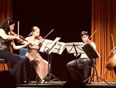 Free Maiastra Concert: Music for string quartet by Beethoven, Turina and Schubert: image