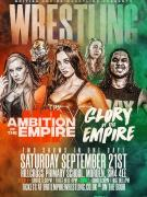 Live Wrestling! Bew Presents: Ambition Of An Empire And Glory Of An Empire! image