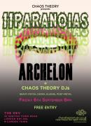 Chaos Theory presents: 11Paranoias + Archelon image