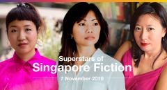 Superstars of Singapore Fiction image