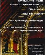 Piano Recital with Henry Roche image