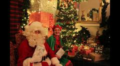 Visit Father Christmas every weekend image