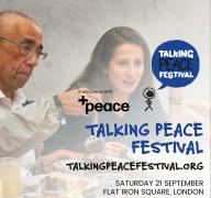 Talking Peace Festival 2019 image