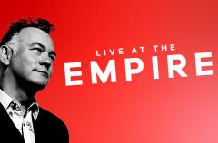 Live at the Empire with Stewart Lee image