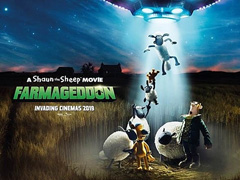 A Shaun The Sheep Movie: Farmageddon - London Film Premiere image