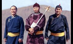 Alash Ensemble - Tuvan Throat Singing Masters image