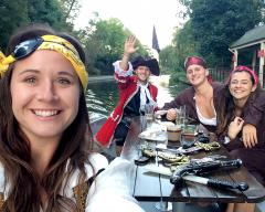 Pirate Treasure Hunt on the Regent's Canal image