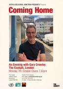 Coming Home - An Evening With Gary Crowley image