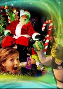 A festive misadventure awaits this Christmas at Shrek's Adventure! London image