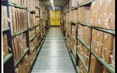 Behind the scenes tours at The National Archives image