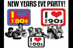 80s/90s/00s - NYE Party image