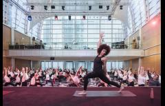 Set to sweat: Canary Wharf announces Strong Island 2.0 classes for October image
