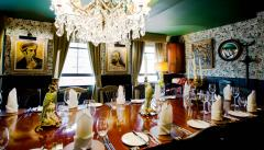 Champagne Evening at The Punchbowl, Mayfair image